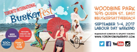 Pop-Up Dining, Little Big Top, Eid Celebrations & More Set for 18th Annual Toronto International BuskerFest