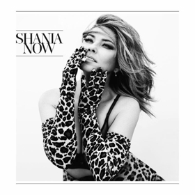 Superstar Shania Twain to Release New Album 'Now' Today