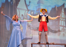 Pyramid Players Bring Magic to the Stage with PINOCCHIO Beginning Tonight