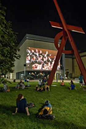University of Michigan Museum of Art to Light Up Exterior for 'Nights at the Museum'