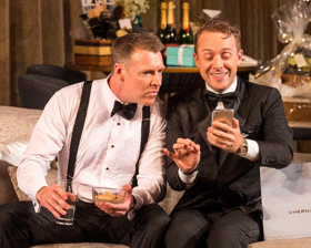 BWW Review: BIG NIGHT Starts Humorously but Changes Direction After a Senseless Attack