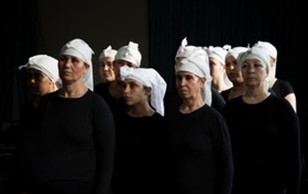 Bouchra Ouizguen's CORBEAUX to Make New York Debut as Part of 2017 Crossing the Line Festival