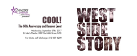 Original WEST SIDE STORY Stars Chita Rivera, Carol Lawrence and More Will Reunite for Dancers Over 40 Event 'COOL!'