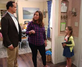 On Its Move to Wednesday, AMERICAN HOUSEWIFE Hits a Near 1-Year High