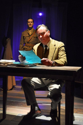 Metropolitan Ensemble Theatre to Bring NOT ABOUT HEROES to Little Rock