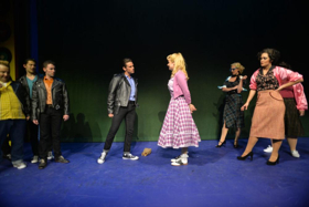 BWW Review: Electrifying Joy Ride, GREASE Rocks MSMT Stage