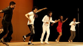 The John F. Kennedy Center for the Performing Arts Presents   LOTUS: Tap Stars Reunite to Celebrate the Art Form