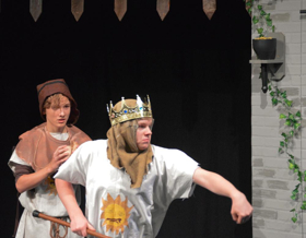 BWW Review: TheatriKIDS Create Laughs-A-Lot in SPAMALOT