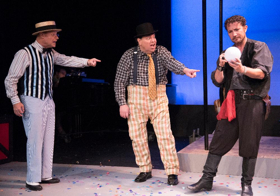 Review: THE FANTASTICKS Enchants with Original Off-Broadway Staging Thanks to Director Sherman Wayne at Theatre Palisades