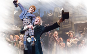 A CHRISTMAS CAROL to Return to the Playhouse This Winter