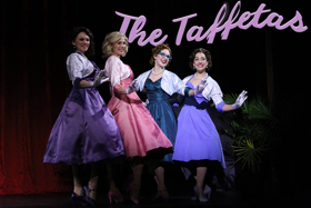 BWW Review: The Taffetas Sing the Soundtrack of a Sweeter, Kinder Time