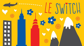 NCTC Presents Regional Premiere of Philip Dawkins' LE SWITCH