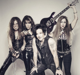 Madam X Signs Deal with EMP Label Group; Sophomore Album to Release 10/31
