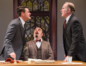 BWW Review: WIDOWERS' HOUSES at Washington Stage Guild
