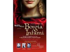 BWW Review: BORGIA INFAMI Premieres at the Edison Theatre
