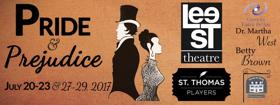 PRIDE AND PREJUDICE Opens Next Week at Lee Street Theatre