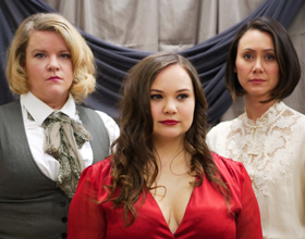 Wit Incorporated Presents the World Premiere of A SCANDAL IN THE WEIMAR