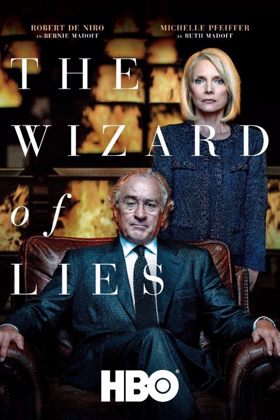 HBO'S THE WIZARD OF LIES Available on Digital Download 7/10; Blu-ray & DVD This October