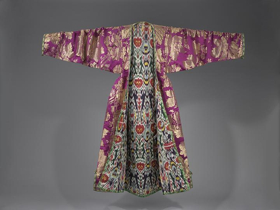 Comprehensive Exhibition of Costumes from The Israel Museum Opens in November at the Jewish Museum