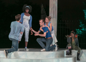 BWW Review: A MIDSUMMER NIGHTS DREAM at STNJs Outdoor Stage is Totally Enchanting