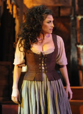 Lesli Margherita Signs on for 54 SINGS MAN OF LA MANCHA This Summer