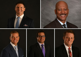 College Football Analysts Rod Gilmore & More Sign New Deals with ESPN