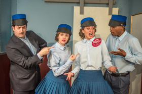 Review: Laugh Your Way Through a Musical Screwball Ride ON THE TWENTIETH CENTURY