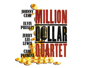 MILLION DOLLAR QUARTET to Bring Iconic Jam Session to Centre Stage