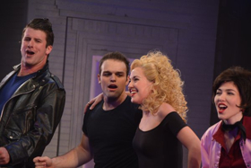 BWW Review: GREASE at John Engeman Theater