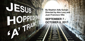 1st Stage Presents Guirgis' JESUS HOPPED THE 'A' TRAIN