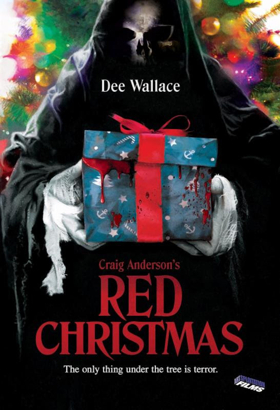 Artsploitation Puts Theatrical Release Under the Tree for RED CHRISTMAS