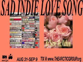 SAD INDIE LOVE SONG Comes to New York International Fringe
