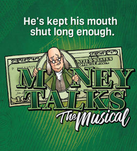 Ralph Byers to Star as Benjamin Franklin in Musical Comedy MONEY TALKS Off-Broadway