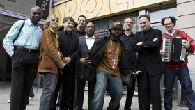 Table Pounding Music to Present ACLU and NYCLU Benefit Concert at Symphony Space