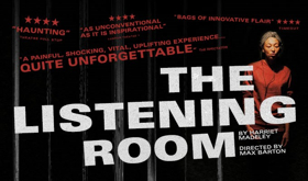 Crowded Room Presents THE LISTENING ROOM at Gerry's Studio Space at Theatre Royal Stratford East