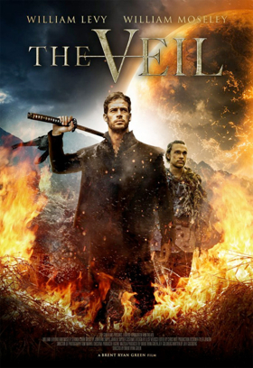 THE VEIL Starring William Levy Releases New Trailer & Poster