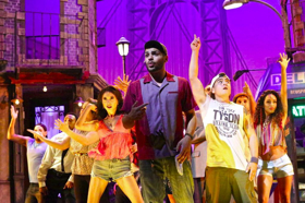 BWW Review: IN THE HEIGHTS in the Moonlight