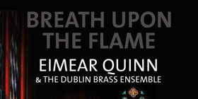 Eimear Quinn and Dublin Brass Join Forces for 'Breath Upon the Flame' Concert