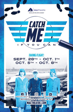BWW Review: CATCH ME IF YOU CAN Plagued By Problems