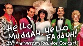 Liz Callaway, Steve Kazee, HELLO MUDDAH, HELLO FADDUH! Reunion and More Coming Up Next Week at Feinstein's/54 Below