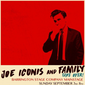Joe Iconis and Family Take Over Barrington Stage Company for One Night Only Next Month
