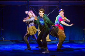 Off-Broadway's THE LIGHTNING THIEF Cast to Reunite for Concert, Album Signing