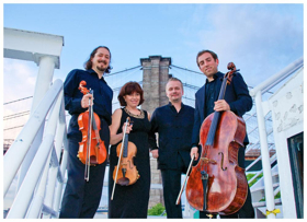 St. Petersburg Piano Quartet to Play All-Beethoven Program at Music Mountain