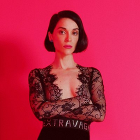 St. Vincent Coming to DPAC This Fall