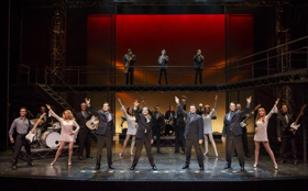 Breaking: They're Working Their Way Back!  JERSEY BOYS Will Return Off-Broadway This Fall!