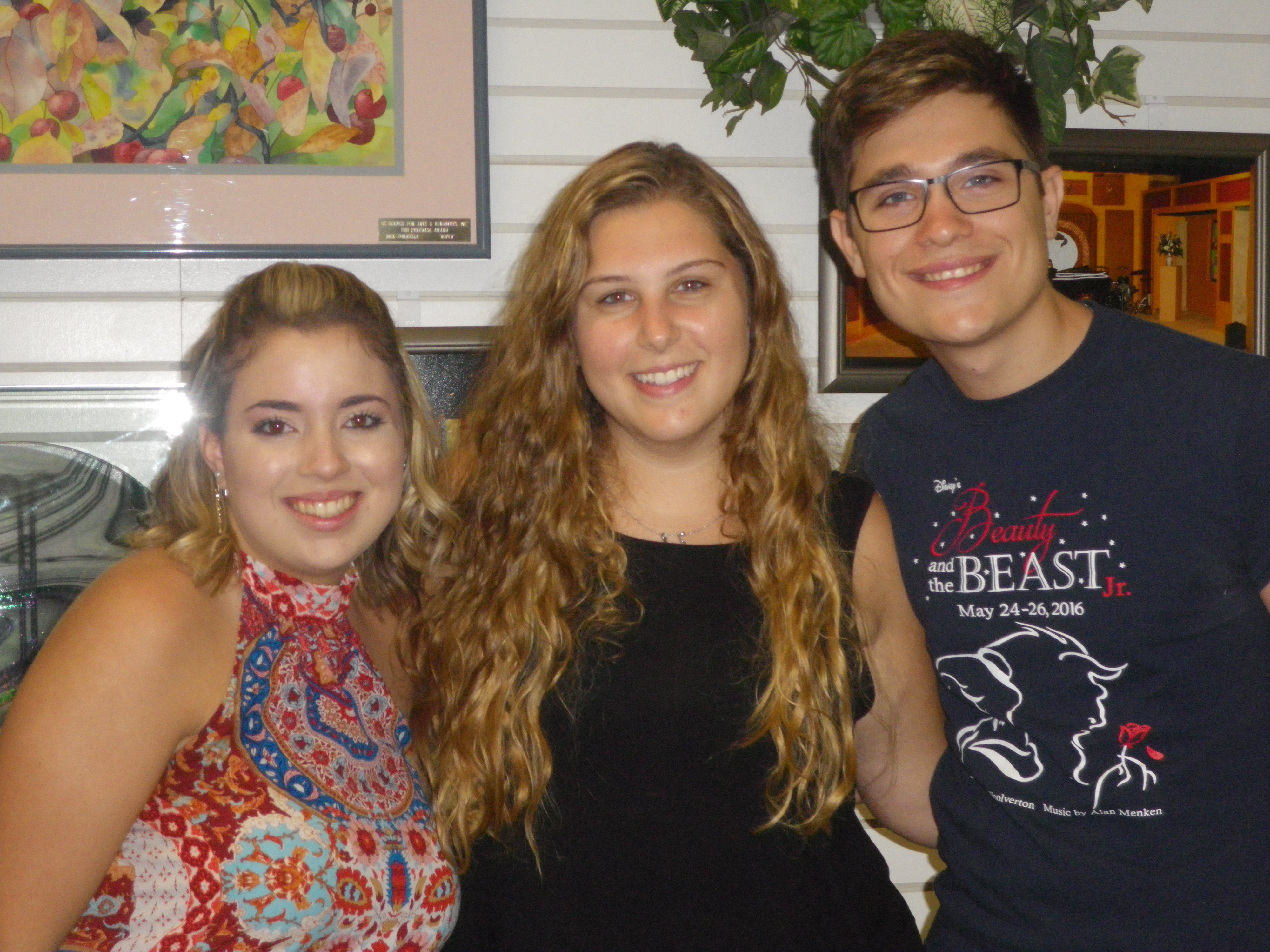 BWW Interview: Tyler Young, Sam Pudlin, Emily Burris of TARZAN at Cultural Park Theater