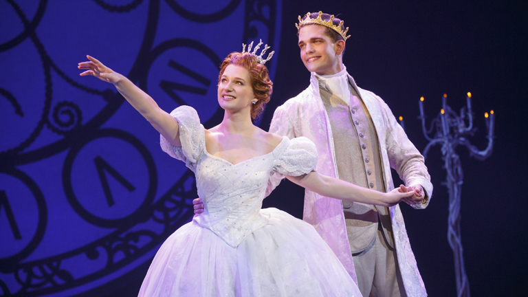RODGERS AND HAMMERSTEIN'S CINDERELLA Will Grace Atwood Concert Hall in Anchorage