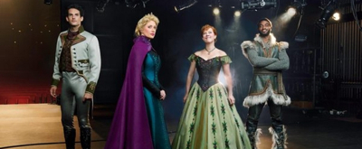 It's Coronation Day! Disney's FROZEN Pre-Broadway Engagement Opens Tonight in Denver
