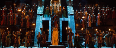 Photo Flash: Pl?cido Domingo Returns to the Big Screen as the Title King in NABUCCO