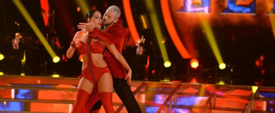 VIDEO: Broadway's Jordan Fisher, Debbie Gibson Wow Judges On DANCING WITH THE STARS' Season Premiere